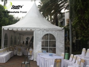 Rental AC. Genset, Tent, Toilet Portable & Handwash Portable supported by Quality power indonesia